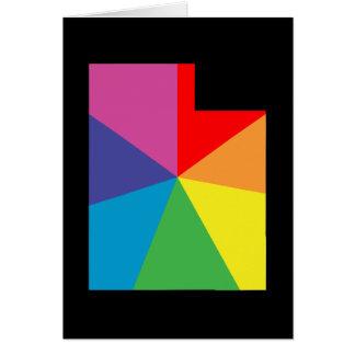utah color burst card