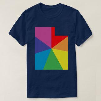 utah color burst T-Shirt