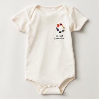 Utah Crystal Festival - Chakra Set Baby Bodysuit