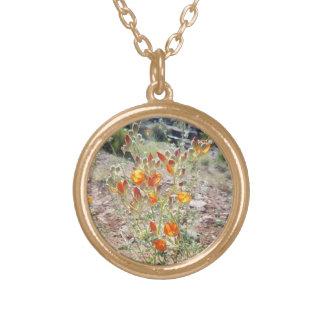 Utah Desert Wildflowers Necklace -by Fern Savannah