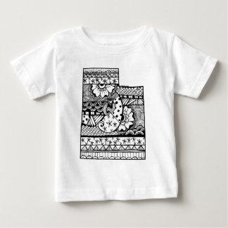 Utah Doodle Baby T-Shirt