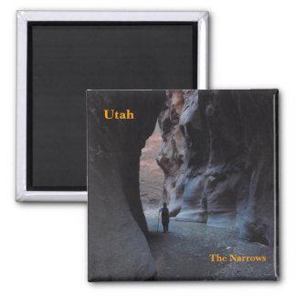 Utah el imán de los estrechos
