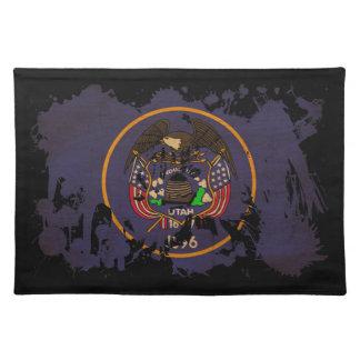 Utah Flag Cloth Placemat