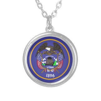 Utah Flag Custom Jewelry