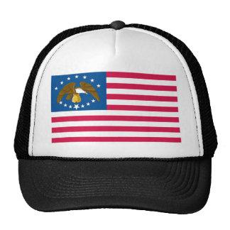 Utah Flag T-Shirts (1851-1860) Trucker Hat
