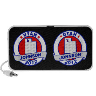 Utah Gary Johnson iPhone Speaker