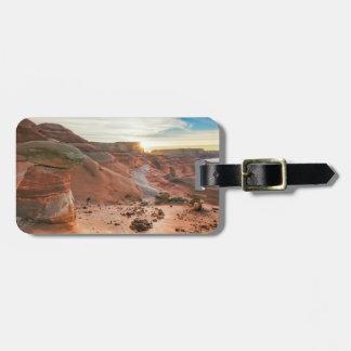 Utah, Glen Canyon National Recreation Area 3 Luggage Tag