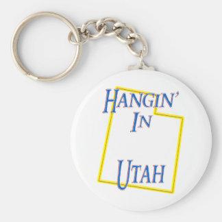 Utah - Hangin' Key Chain