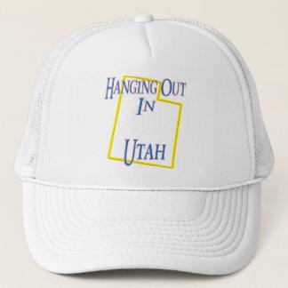 Utah - Hanging Out Trucker Hat