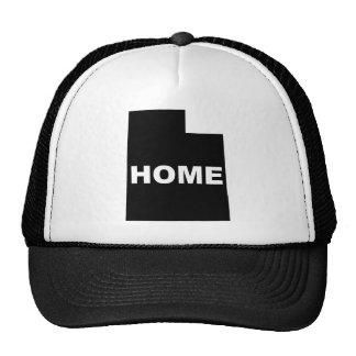 Utah Home Away From State Ball Cap Hat