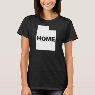 Utah Home Away From State T-Shirt Tees