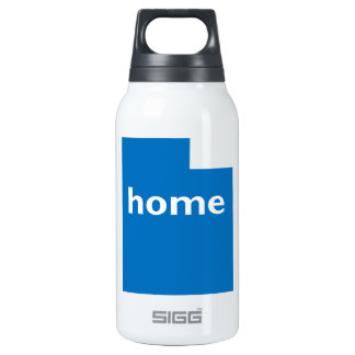 Utah Home Thermos Water Bottle