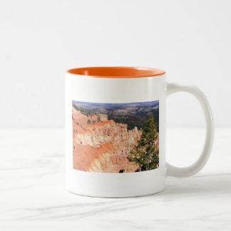 Utah Hoodoos la taza