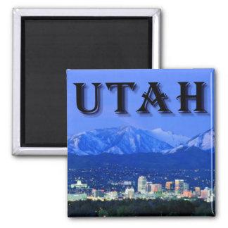 Utah Imanes De Nevera