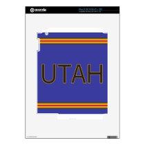 Utah iPad 2 Skin