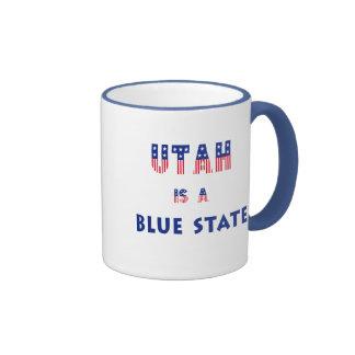 Utah is a Blue State Mugs