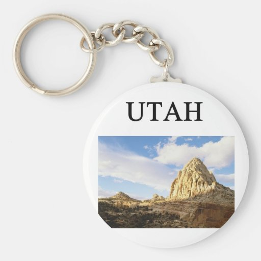 utah! keychains