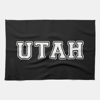Utah Kitchen Towel