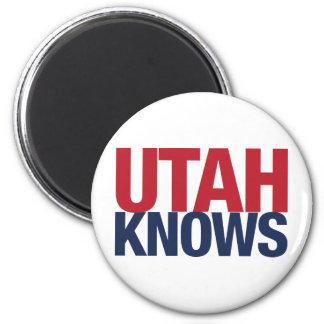 Utah Knows Magnet