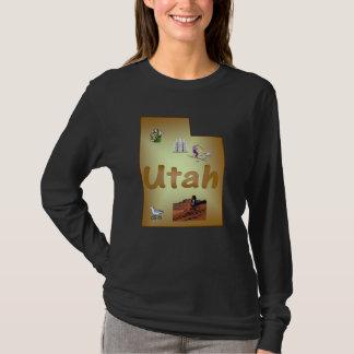 Utah Ladies Long Sleeve Shirt