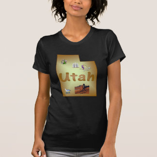 Utah Ladies Petite T-Shirt
