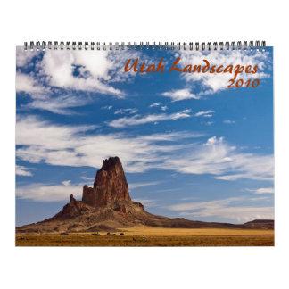 Utah Landscapes - 2010 Calendar