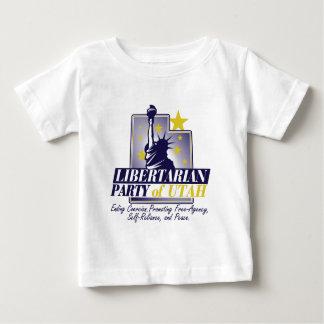 Utah Libertarian Party Logo Baby T-Shirt