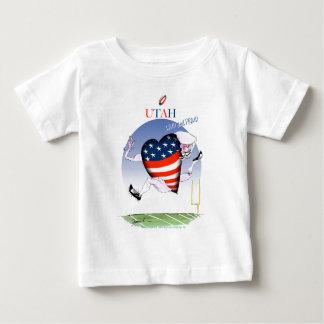 utah loud and proud, tony fernandes baby T-Shirt