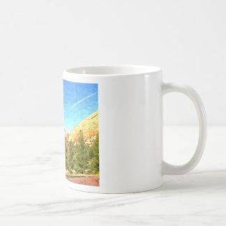 Utah meridional Vista Tazas De Café