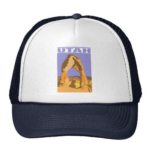 Utah Mesh Hats