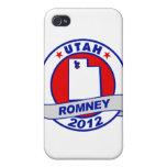 Utah Mitt Romney iPhone 4 Covers