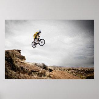 Utah mountain bike posters