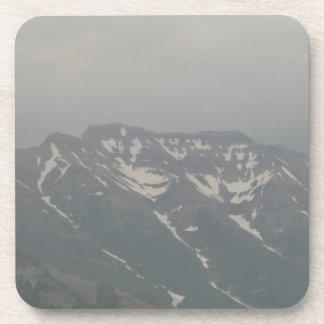 Utah Mountains Drink Coaster