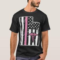 Utah Nurse CNA RN RNA NP Gift T-Shirt