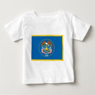 Utah Official State Flag Baby T-Shirt