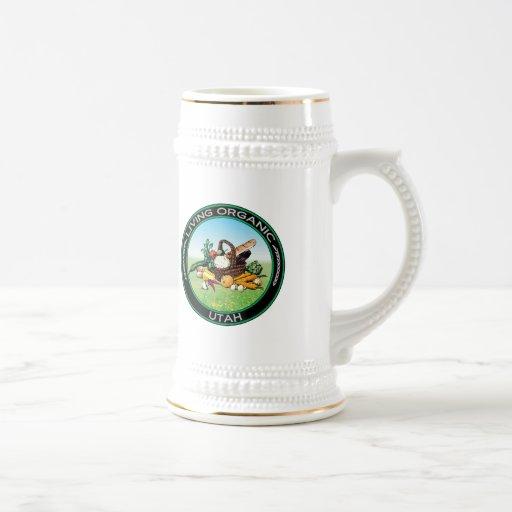 Utah orgánico taza