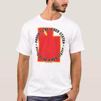 Utah: ¡Orgulloso ser una camiseta roja de Stater!