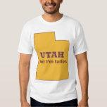 Utah Playeras