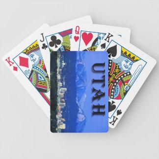 Utah Playing Cards