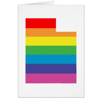 utah rainbow card