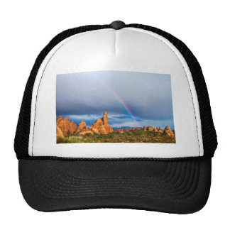 Utah Rainbow Trucker Hat