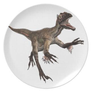 Utah Raptor Plates