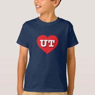 Utah Red Heart - Big Love T-Shirt