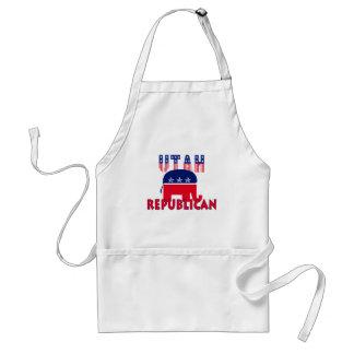 Utah Republican Apron