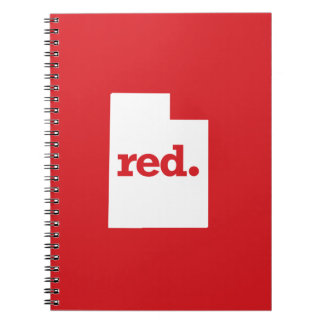 Utah Republican Spiral Note Books