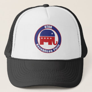 Utah Republican Party Trucker Hat