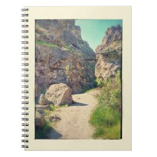 Utah Rocks Series #1 Notebook - by Fern Savannah