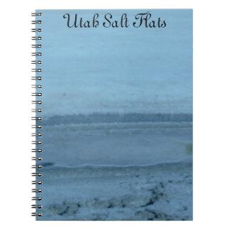 Utah Salt Flats Notebook