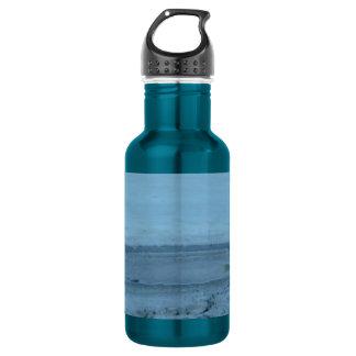 Utah Salt Flats Stainless Steel Water Bottle