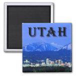 Utah, Salt Lake City Imán Cuadrado
